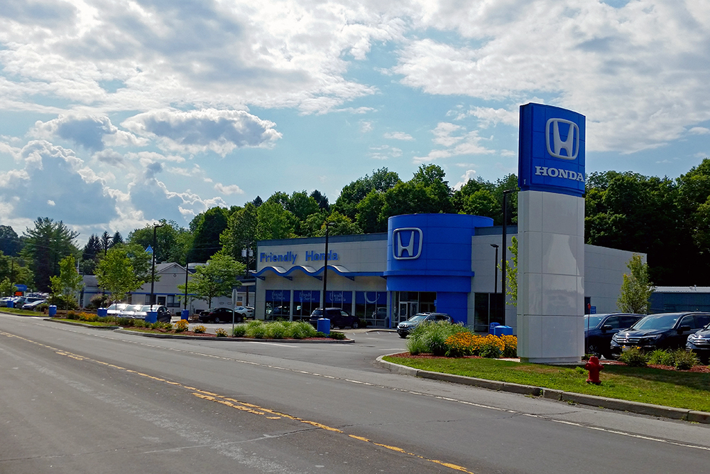 Honda of new rochelle honda dealership serving yonkers for Mercedes benz dealer in bronx ny